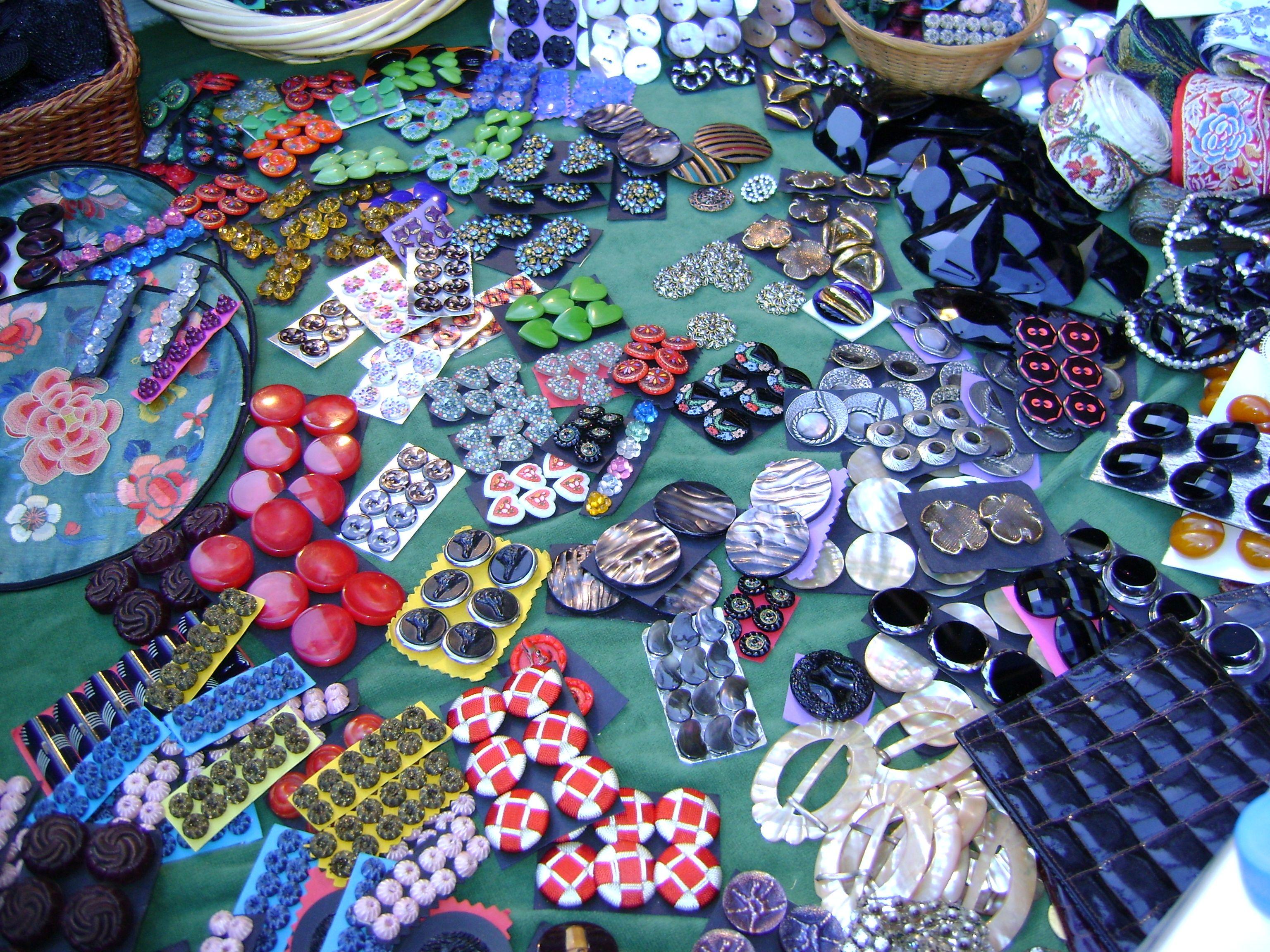 Portobello Market, Londres, Inglaterra (photo by Ana Luiza Couto)