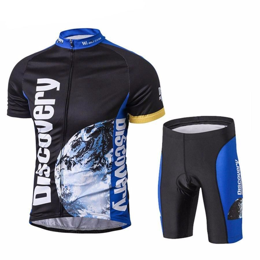 Retro Team Discovery Pro Cycling Kit  7400a9d1f