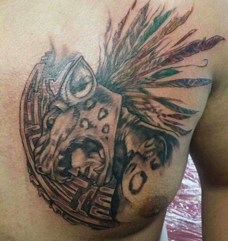 Aztec jaguar warrior tattoo tattoos pinterest for Jaguar warrior tattoo