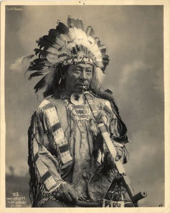 The ethnographic history of native america people