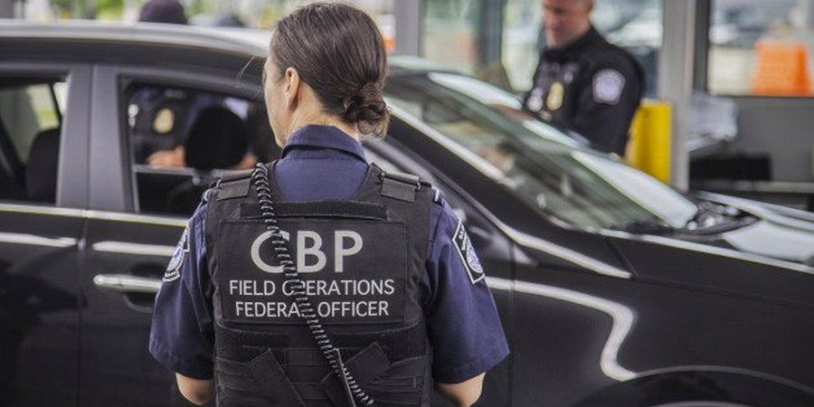 Border agent faces misconduct allegations for questioning