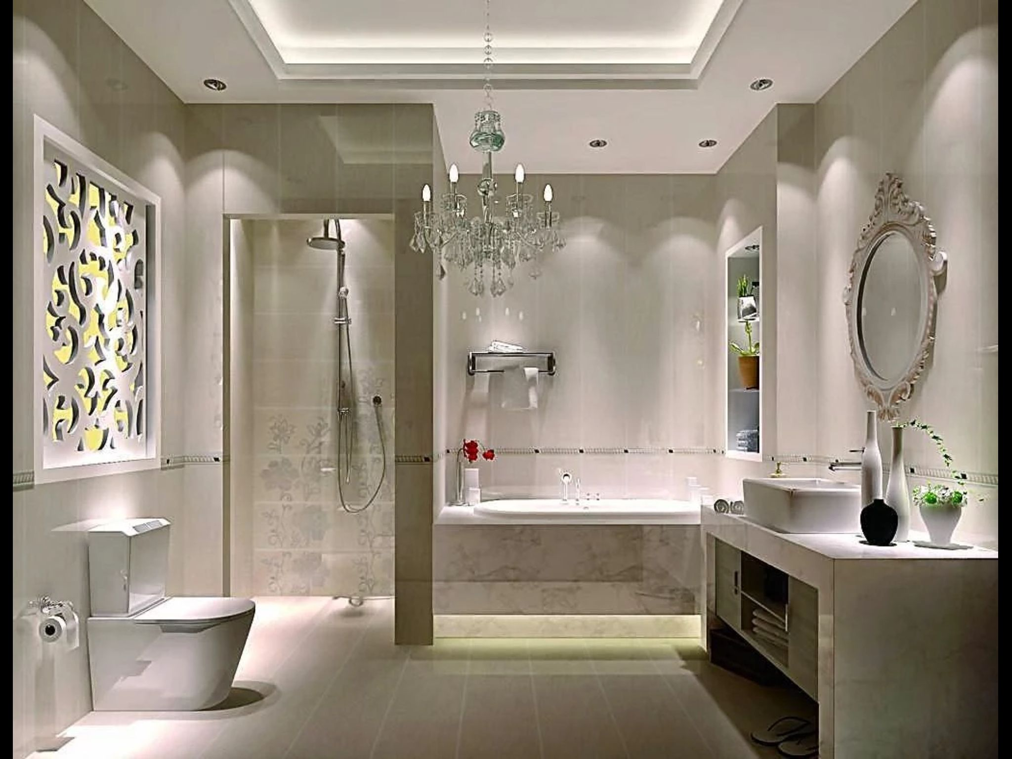 Elegant Bathrooms Designs Elegant Bathroom Design  Bathroom Designs  Pinterest  Bathroom