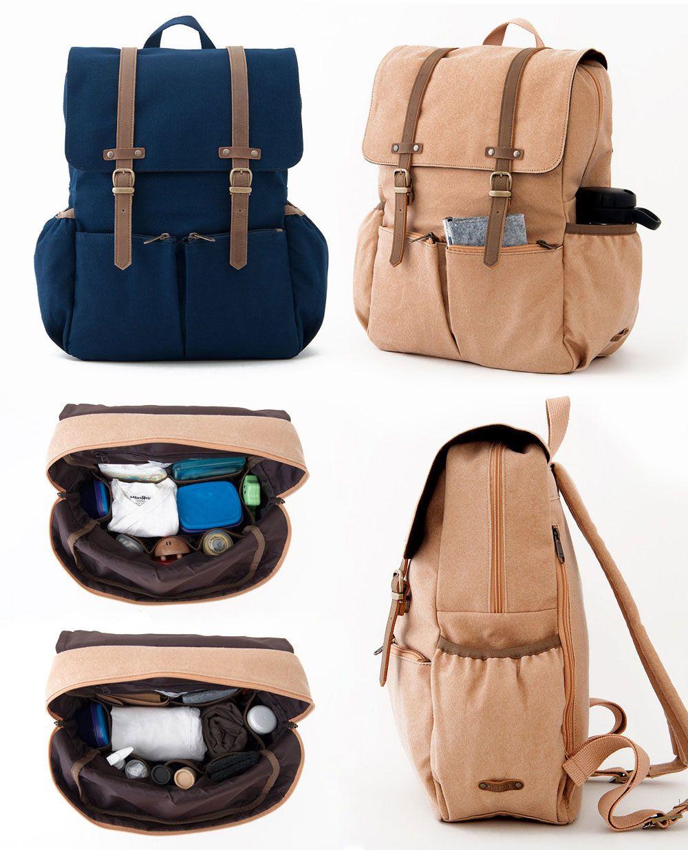 d6f6155d9bda Diaper Backpacks (that aren t ugly