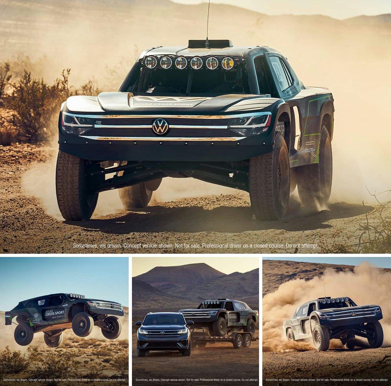 Atlas Cross Sport R Concept Monster trucks, Sports