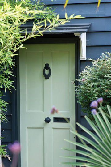 Peinture Farrow \ Ball  des peintures du0027extérieur pour mobilier de - peinture de porte de garage