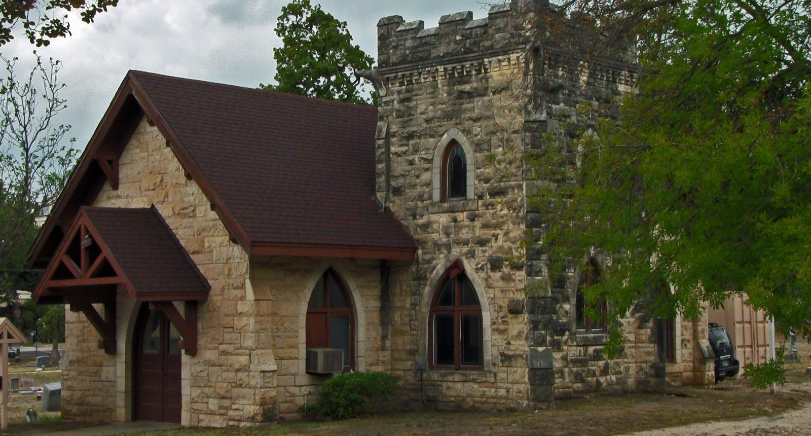 Most Haunted Places in Texas: Oakwood Cemetery (Austin, TX) | Austin ...