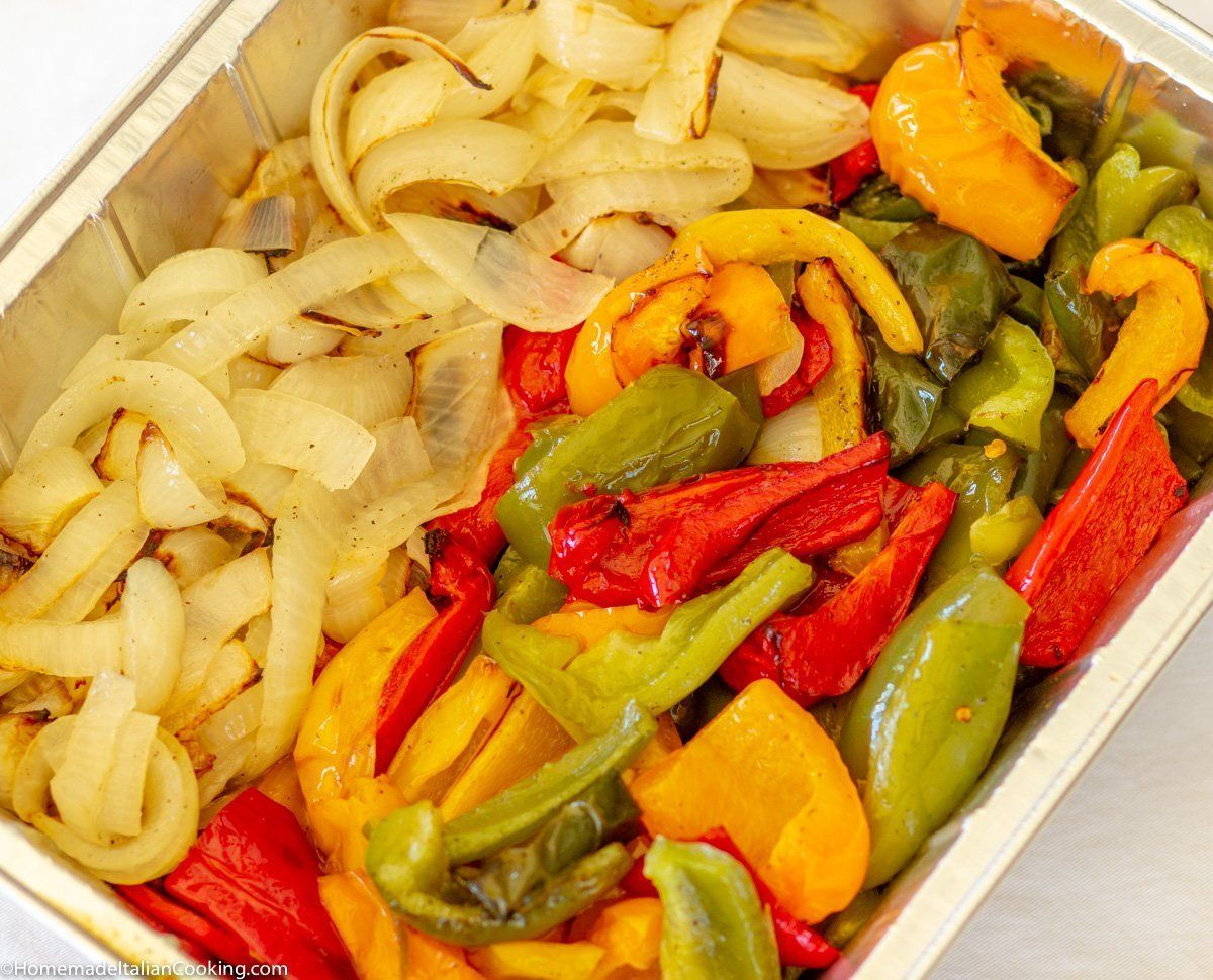 Classic Italian Sausage, Peppers & Onions Recipe