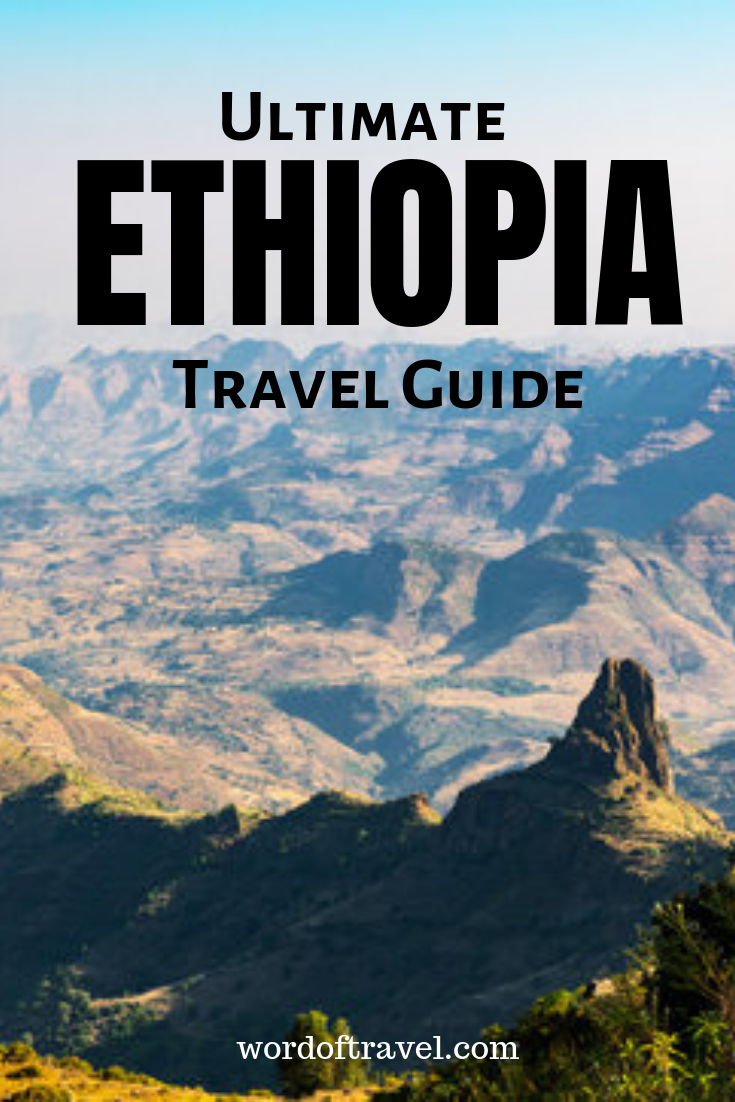 Ethiopia is a rugged yet beautiful landlocked country on