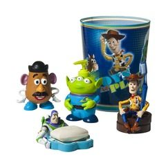 Disney Toy Story 3 Sunnyside Bath