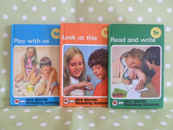 Three Vintage Ladybird books by LoLoVintage on Etsy, £3.50