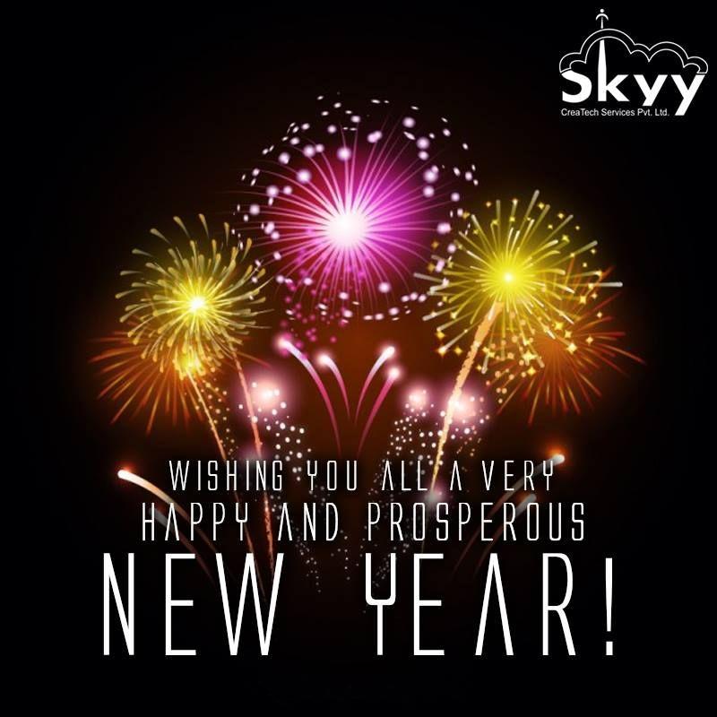ન તન વર ષ ભ ન દન team skyy createch wishes all of our clients employees and business partne new year wishes images new year wishes happy new year pictures new year wishes images