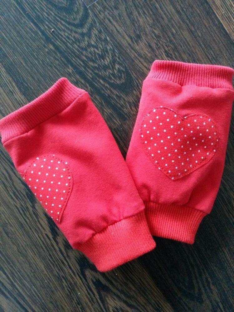 Foto zu Schnittmuster Baby-Stulpen von Nuckelbox | Nähen für Babies ...