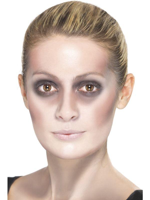 Zombie makeup instructions makeup vidalondon pinteres - Maquillage zombie simple ...