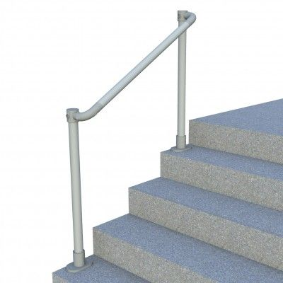 Best Surface 567 Surface Mount Railing Outdoor Stair 400 x 300