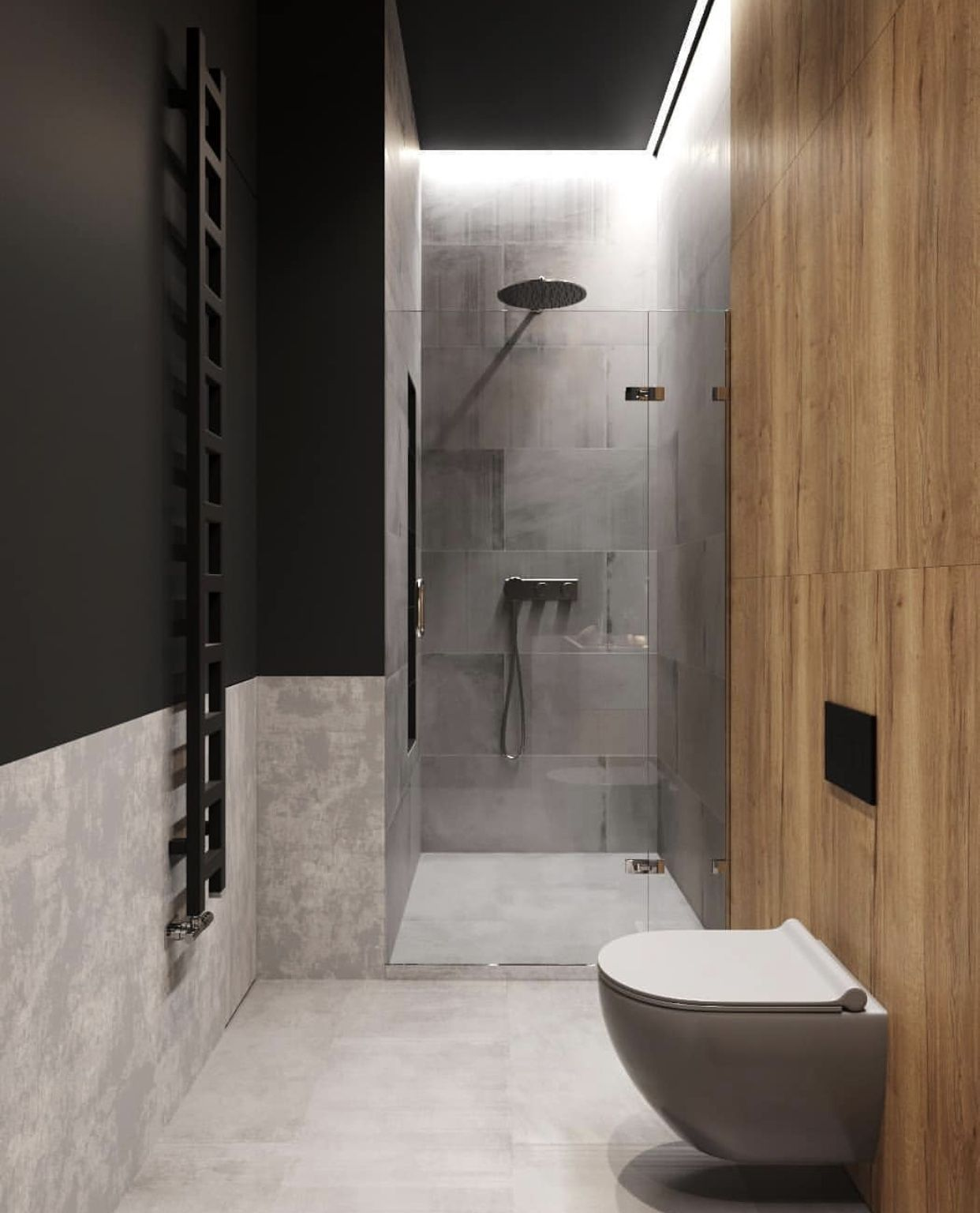 Cocoon Contemporary Bathroom Design Inspiration High End