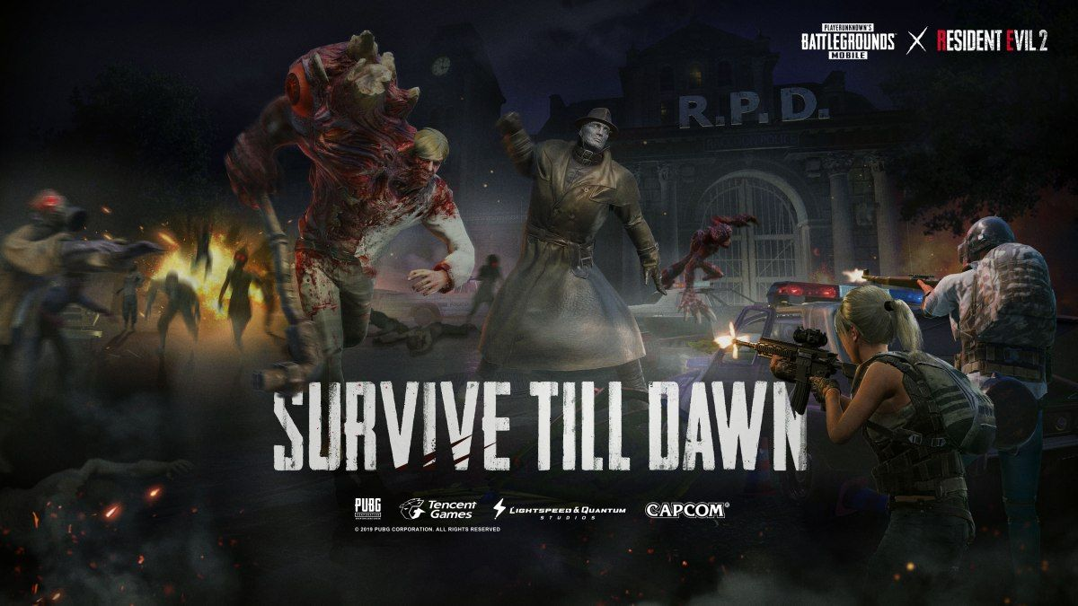 Pubg Mobile 0 11 0 Update Out Today With Zombies Resident Evil