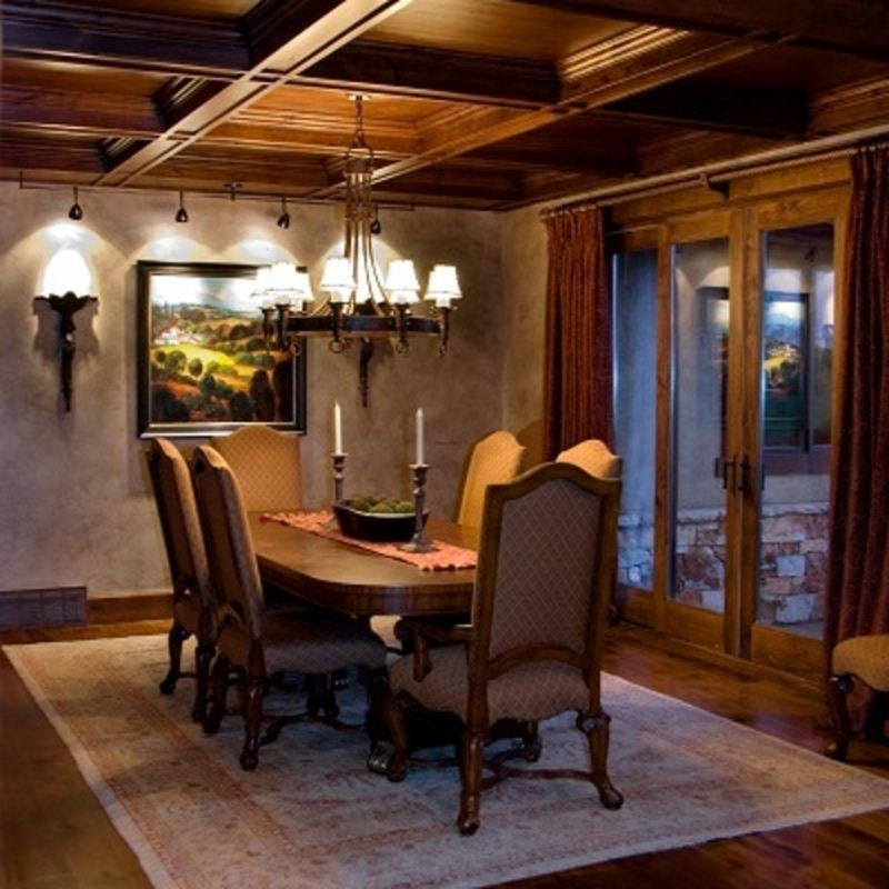 How To Choose Proper Dining Room Lighting Fixtures