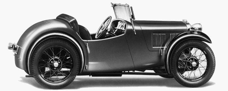 Austin Seven Nippy -  if you are rebuilding your Austin 7 Nippy or Austin Special Contour Autocraft fabricate Austin bodywork panels and bespoke classic car panels - www.contourautocraft.co.uk