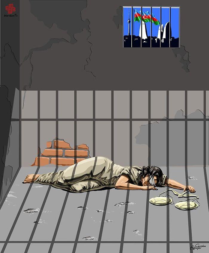 Ilustraciones satíricas revelan cómo los líderes mundiales se haga justicia | aburrido Panda
