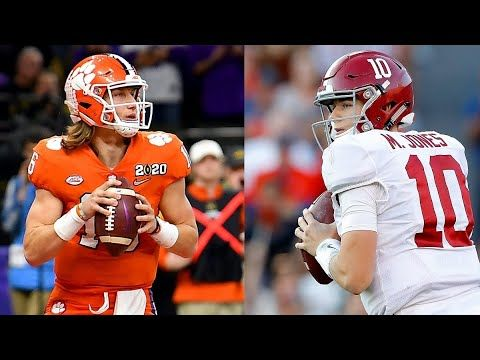 Mac Jones Vs Trevor Lawrence And Tua Tagovailoa To Start This Weekend Youtube In 2020 Alabama Football Roll Tide Alabama Football Lawrence