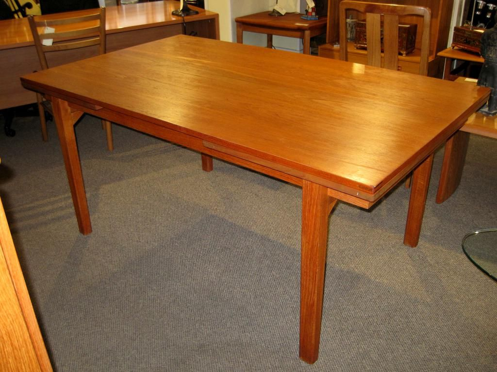 Charmaine S On Draw Leaf Table Midcentury Modern Home Decor
