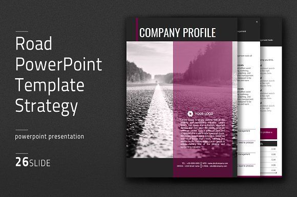 Road powerpoint template vertical by good pello on creativemarket road powerpoint template vertical by good pello on creativemarket toneelgroepblik Images