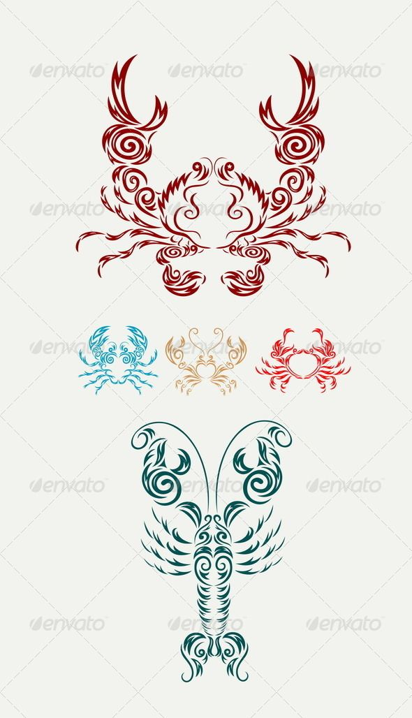 Realistic Graphic DOWNLOAD (.ai, .psd) :: http://vector-graphic.de/pinterest-itmid-1008188805i.html ... Crab and Lobster ...  animal, crab, diet, food, icon restaurant, illustration, lobster, marine life, menu, menu restaurant, nature, nutrition, ocean, oyster, restaurant, salmon, salt, sea animal, seafood, shrimp, vector  ... Realistic Photo Graphic Print Obejct Business Web Elements Illustration Design Templates ... DOWNLOAD :: http://vector-graphic.de/pinterest-itmid-1008188805i.html