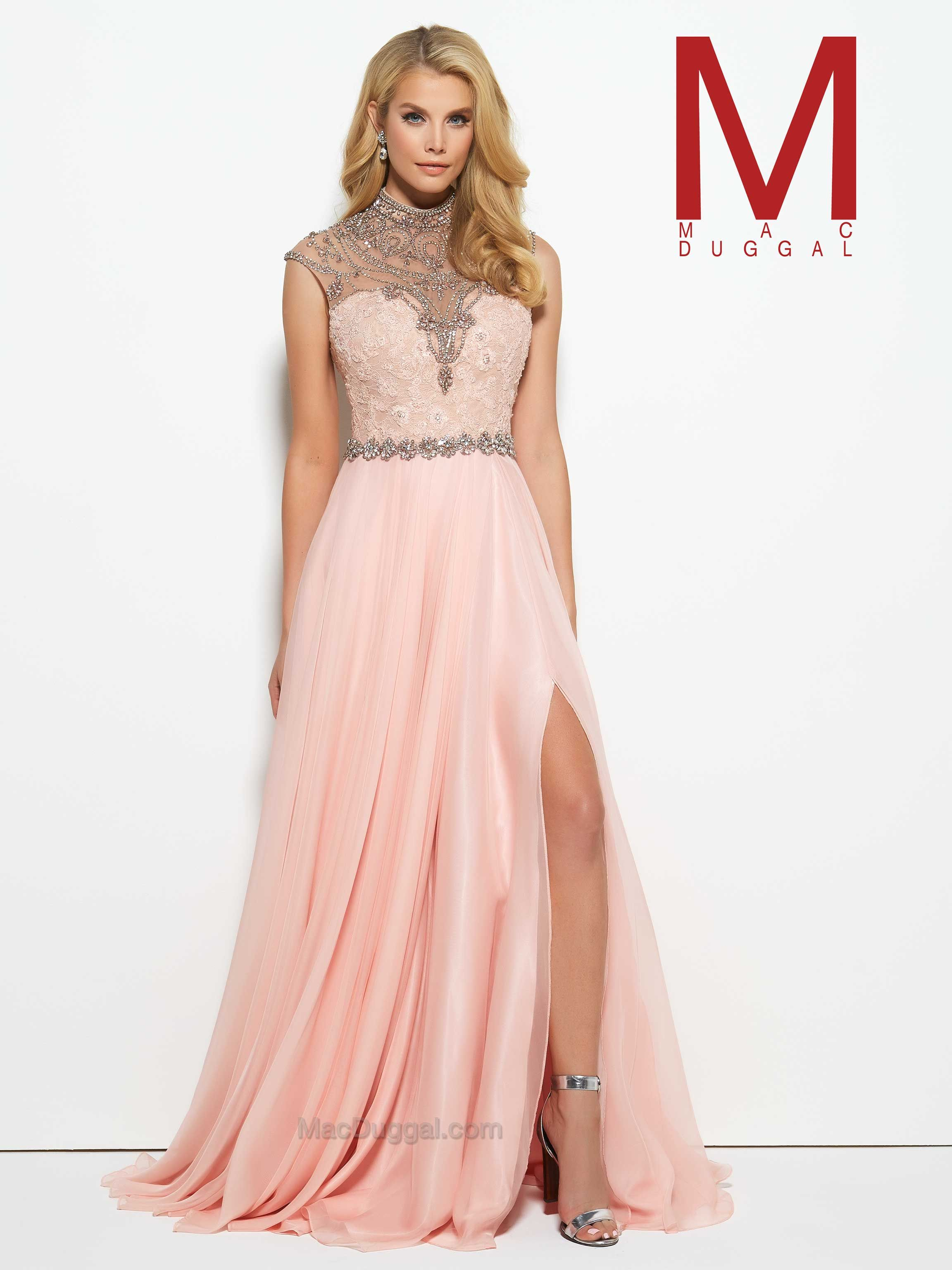 Designer Prom Dresses - Mac Duggal Prom Collection | Cute dress ...