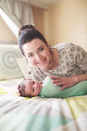 Newborn photography denver colorado baby photographers