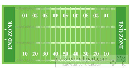 Football Clipart Clipart American Football Field Clipart 5972 Classroom Clipart Football Field American Football Clip Art