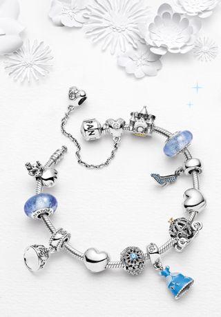 Pandora Disney Cinderella inspiration | Pandora jewelry design ideas ...
