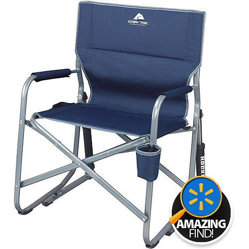 Sports Amp Outdoors Portable Rocking Chair Folding Lounge