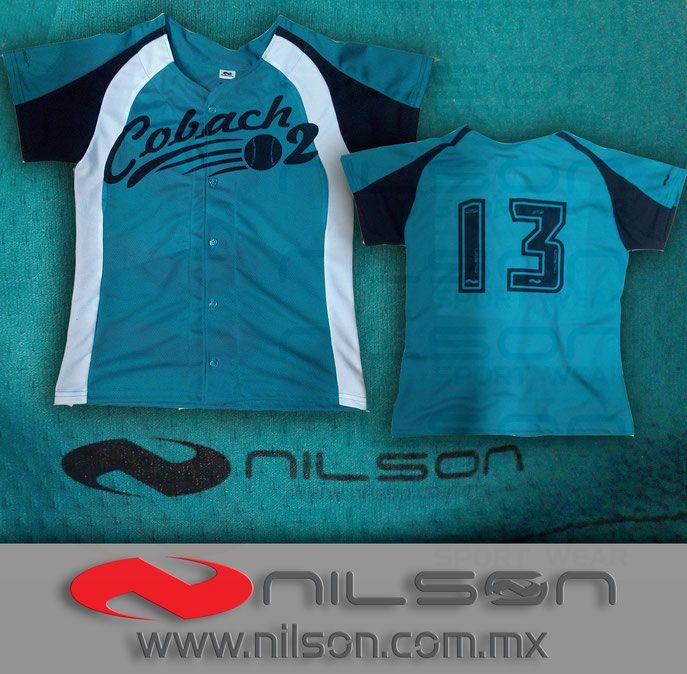 jersey beisbol nilson Ropa Deportiva 28ff2917724