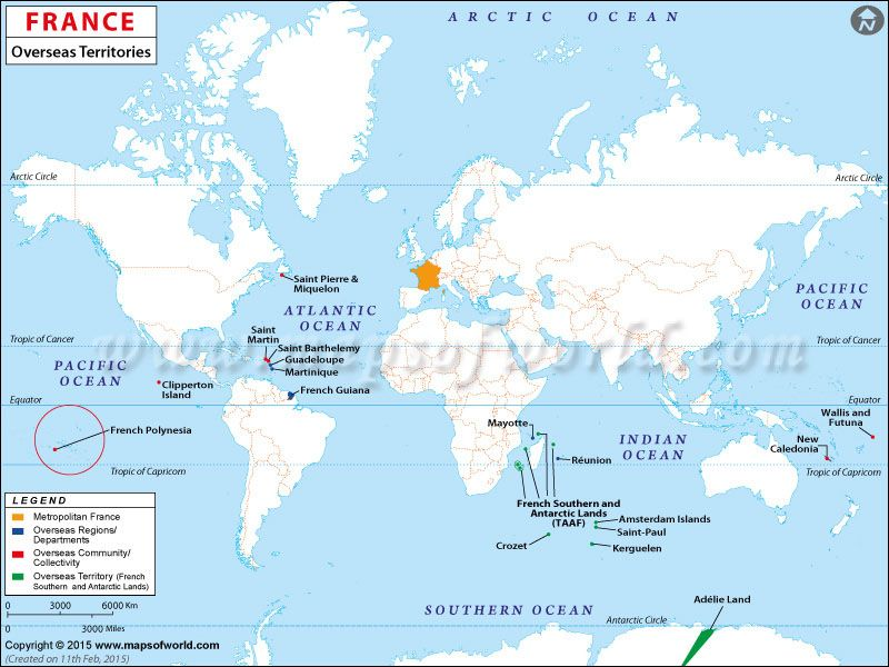 List and map of french overseas territories inhabited fastest growing economies are drivers of global commerce top ten list of fastest growing economies in the world are indicated in this thematic map sciox Image collections