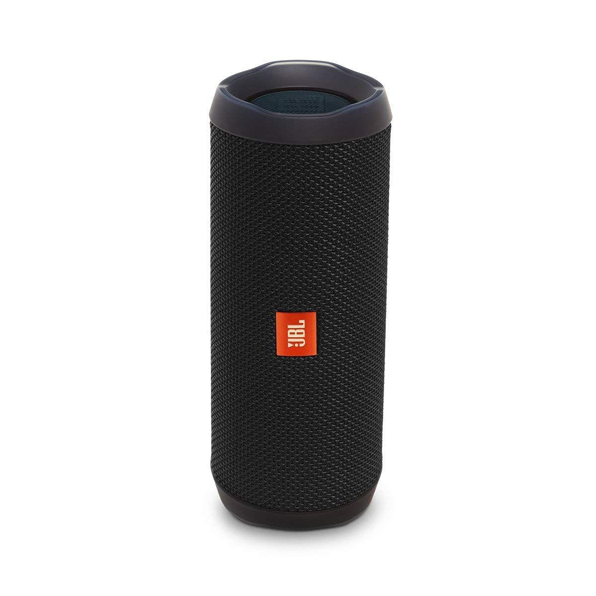 Black JBL Flip 4 Splashproof Smart Speaker JBLXTREMEBLKUS