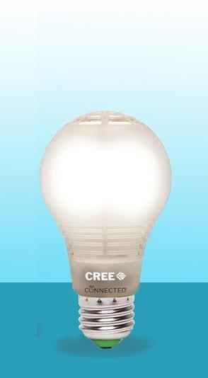 Cree Enters Connected Bulb Fray Led Smart Bulb Smart Light Bulbs Led Light Bulb