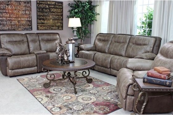 Bubba Living Room - I think these will be our new couches!