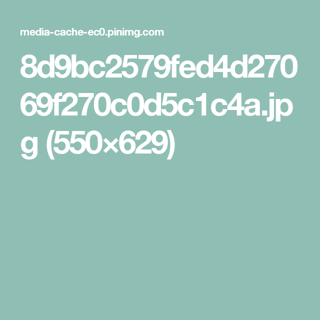 8d9bc2579fed4d27069f270c0d5c1c4a.jpg (550×629)