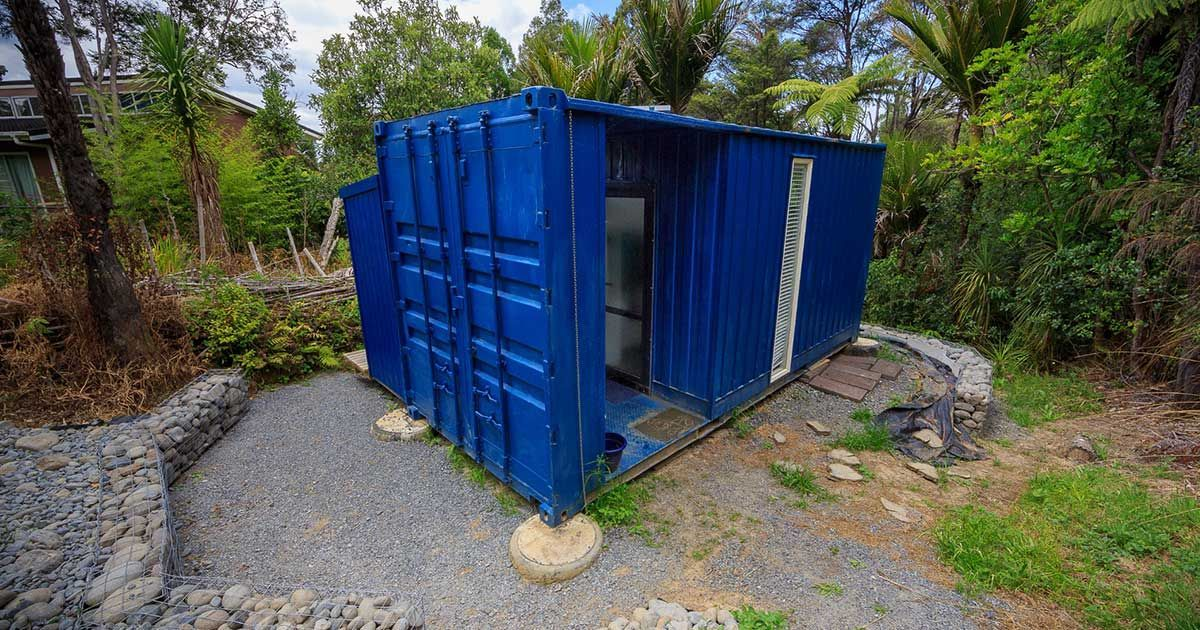 Brenda Kelly Of Iq Container Homes In New Zealand Is The Inspiration Behind Company S Shipping A