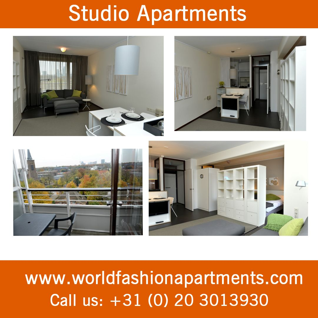 Furnished Studio Apartments: Cozy Furnished Studio Apartment At The Hague. This