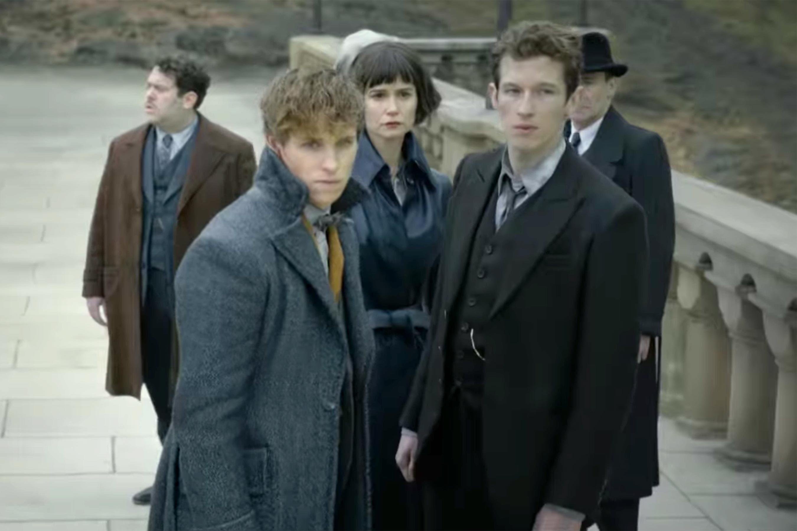 Fantastic Beasts Crimes Of Grindelwald Final Trailer Reveals Big