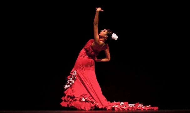 flamenco dance | at Palacio del Flamenco in Seville, Spain. Spain's flamenco dance ...
