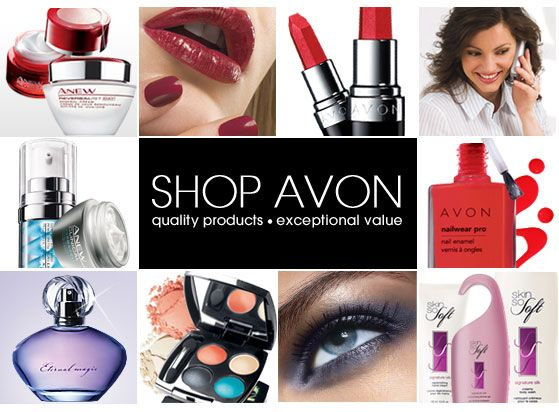 Become and Avon Representative