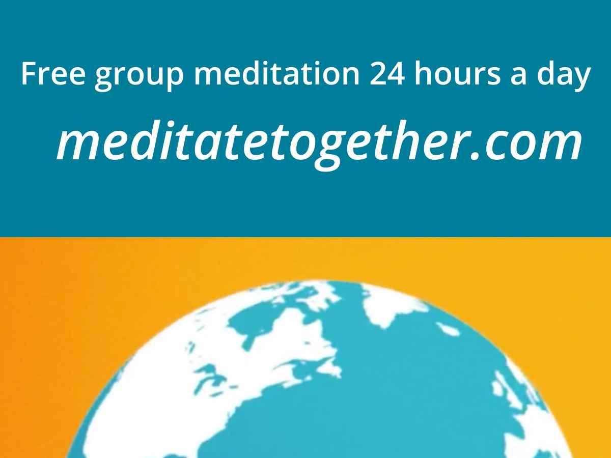 Meditate Together By Mindful Leader In