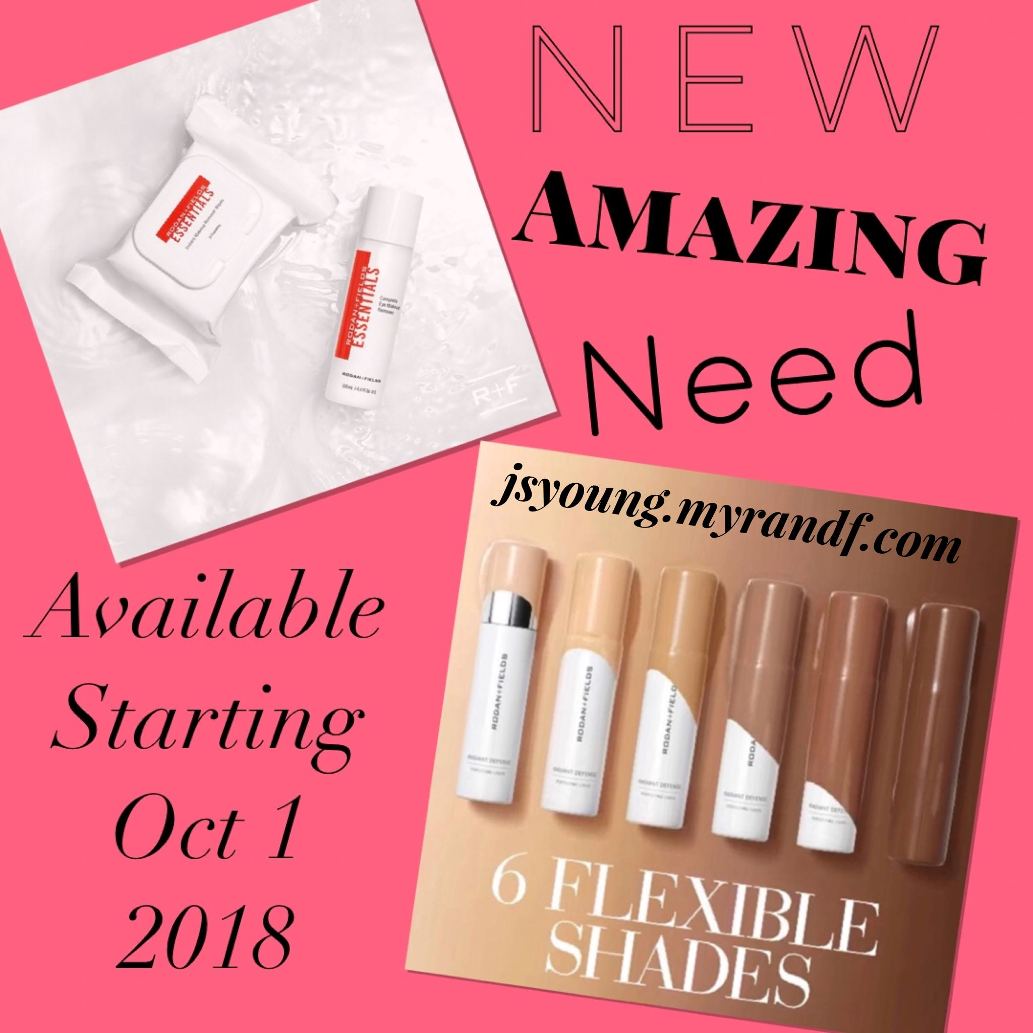 Rodan + Fields has done it again! 3 amazing new products
