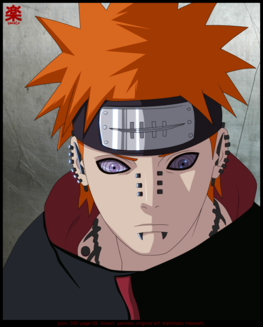 Naruto 380 Pein by on DeviantArt