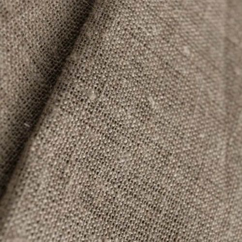 Linen Fabric Canvas For Painting Natural Undyed Unbleached Organic Heavy Weight 1 Piece 31 X 83 Inch
