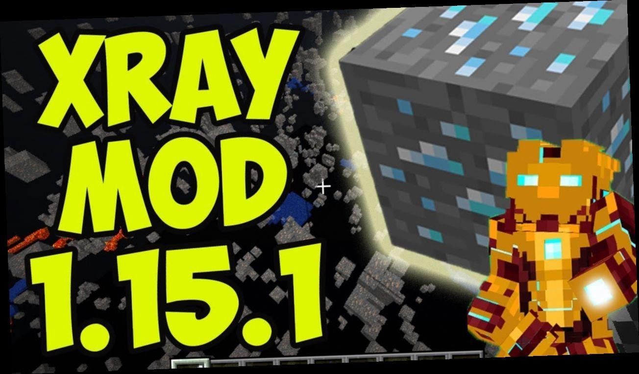 minecraft xray mod for 8.85.8 в 8 г