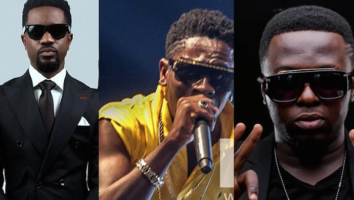 12 highest paid Ghanaian musicians and their worth – See who is number 1! ( Pics)