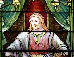 trinity episcopal church galveston stained glass windows - Google Search